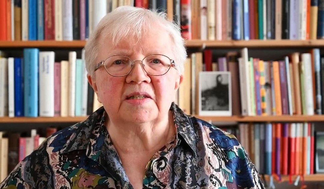 Luise F. Pusch – Die feministische Linguistik hat ihr Leben bestimmt