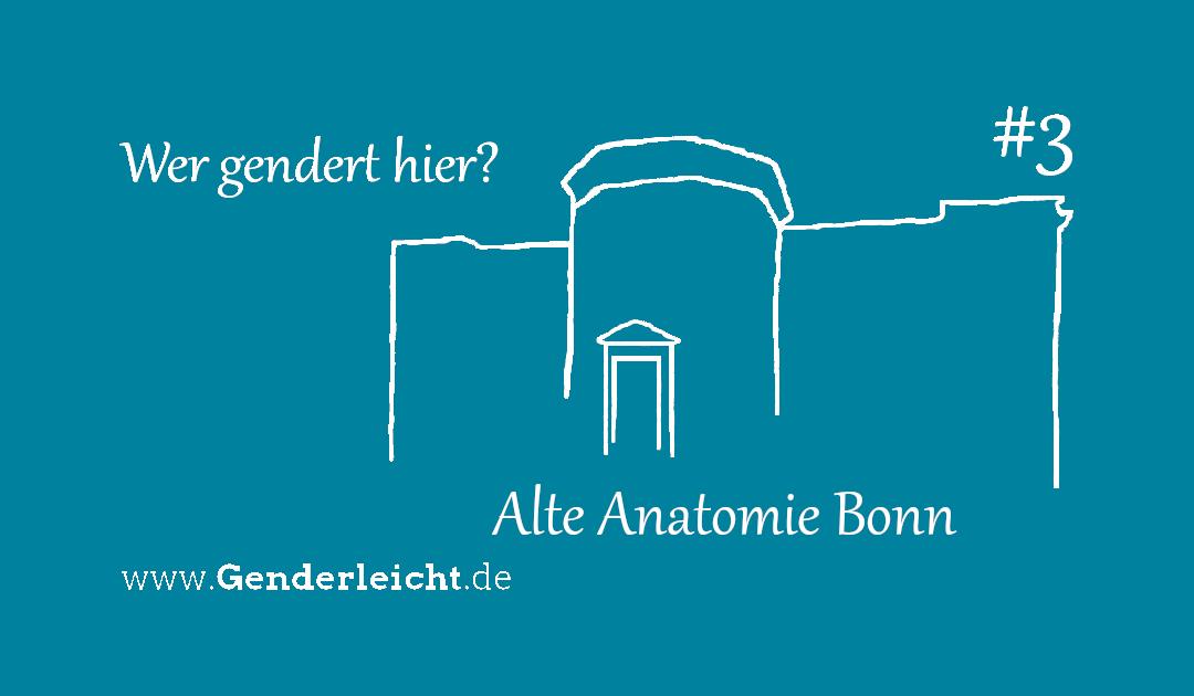 """""""Gendern ist eine Frage von Gerechtigkeit."""""""